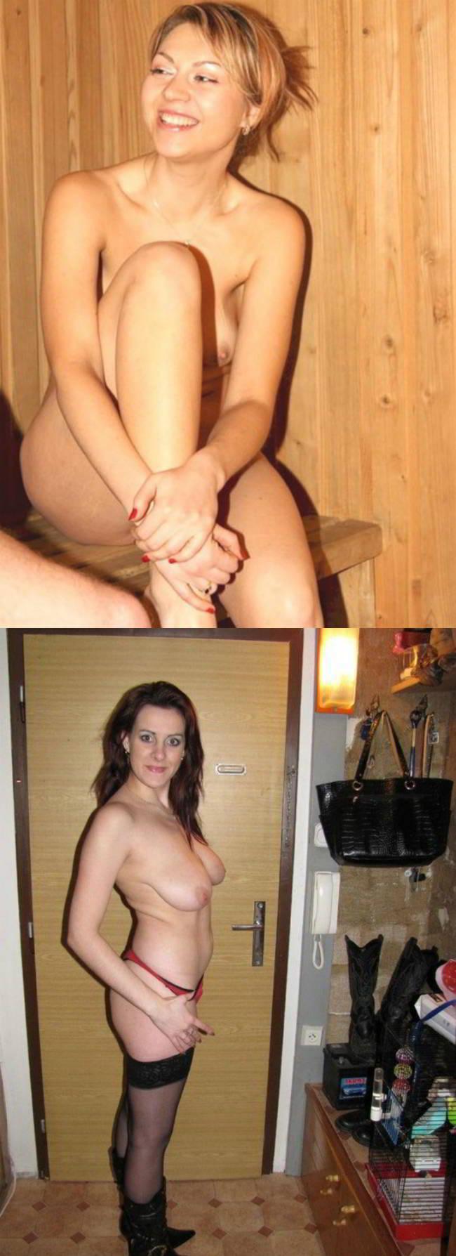 фото голых жен
