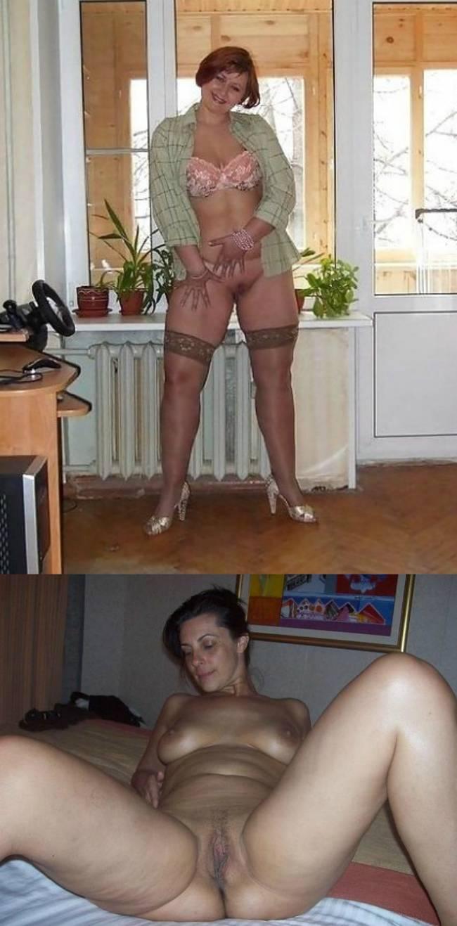 секс с зрелой женой